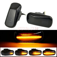 Led Sequential Side Marker Light For Acura Integra Type R Dc2 Rsx Dc5 Nsx Na1