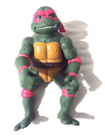 "Vtg. 1992 Playmates TMNT Giant Movie Star Raph 13"" Ninja Turtles Action Figure"