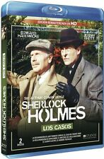 THE CASE-BOOK OF SHERLOCK HOLMES **Blu Ray B** Jeremy Brett, Edward Hardwicke