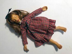1982 Waiting For Santa Sleeping Doll, Patricia Ryan Brooks, Hamilton Collection