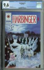 Harbinger #4 CGC 9.6 Mail Order Coupon Included Valiant