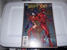 Daredevil/Shi and Shi/Daredevil: Honor Thy Mother (1997); 2 issue lot; Tucci