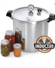 Presto 01784 Stovetop Pressure Cooker Canner Induction Compatible
