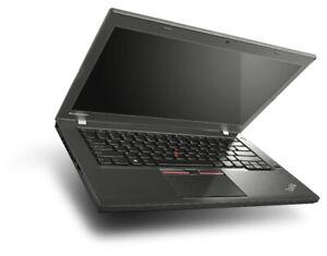 "lenovo ThinkPad W541/ 15,6"" (3K / NVIDIA) i7-2,8 GHz 8 GB 256 GB SSD W10P B-WARE"