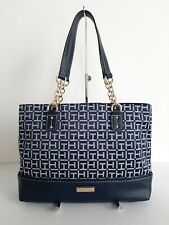Tommy Hilfiger Women's Blue Shopper Bag