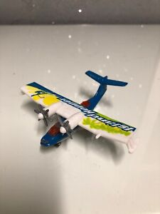 2006 Matchbox Skybusters SB-69 Blue & Yellow Island Air Hydro Prop FREE SHIPPING