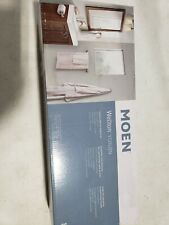 MOEN Wellton 4 Piece Bath Accessory Kit ~NOB~