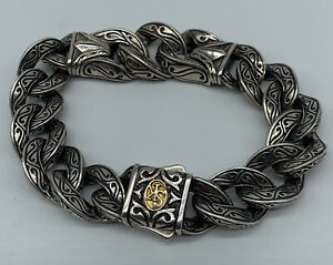 Scott Kay mens sterling bracelet