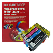 Non-OEM 364 XL Cartouches d'encre pour HP Photosmart 5510 5515 5520 5524 6510 C6380