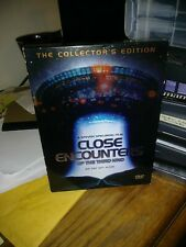 Close Encounters of the Third Kind (Dvd, 2001, 2-Disc Collectors Edition) Oop!