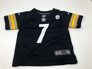 BEN ROETHLISBERGER NIKE NFL ON FIELD JERSEY PITTSBURGH STEELER INFANT 18 MONTH