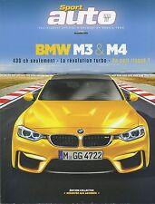 SPORT AUTO n°622 NOVEMBRE 2013 BMW M3 & M4 EDITION COLLECTOR