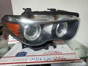 2003 2004 2005 BMW 745i 760i E65 Headlight Lamp HID Xenon Adaptive RH PASSENGER