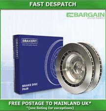 Aftermarket Branded Apec Brake Discs