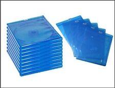 Cajas y archivadores multimedia azul para ordenadores y tablets