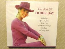 THE BEST OF DORIS DAY  -  2 CD 2008  NUOVO E SIGILLATO