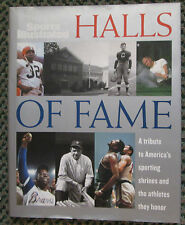 SPORTS ILLUSTRATED BOOK HALLS OF FAME FROM 2001 TRIBUTE TO ALL OF THEM RARE