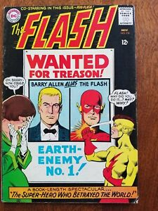 FLASH # 156  DC COMICS 1 COMIC BOOK LOT