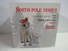 Dept 56 North Pole I Think You're Cute 4025288