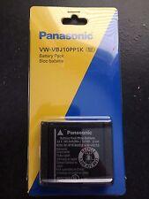 BRAND NEW! Genuine Panasonic VW-VBJ10PP1K (VW-VBJ10) Battery FREE SHIPPING!