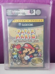 Paper Mario The Thousand Year Door Nintendo GameCube VGA 85