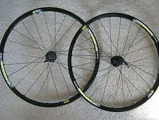"MAVIC UST, 26"" MTB,  DISC 24/24h. 8-9 SPEED WHEEL SET, VGC"