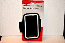 New - SPORTLINE SPORT ARMBAND BLACK LARGE for iPhone 4, 4s, & Most Smartphones