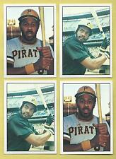1975 SSPC BASEBALL PIRATES CARD LOT WILLIE STARGELL DAVE PARKER ROOKIE #572 573