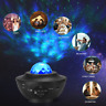 21 LED Star Night Light Universe Rotating Projector Desk Starry Lamp for Kids