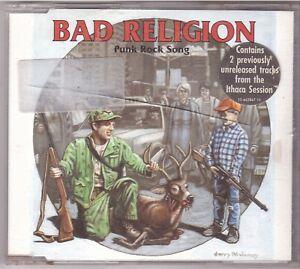 Bad Religion - Punk Rock Song (Maxi-CD 1996)