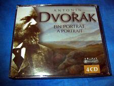 Antonin Dvorak - Ein Porträt- 4 CD-Box - TOP 4 CDs