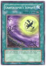 YuGiOh Gravekeeper's Servant - SRL-031 - Common - Unlimited Edition Near Mint