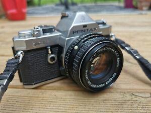 PENTAX MX 35mm SLR Film Camera with 50mm f1.7 Lens