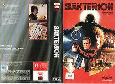 BAKTERION (1982) VHS Capitol - Regia : Anthony Richmond (Tonino Ricci)
