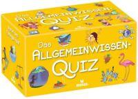 Das Allgemeinwissen-Quiz (Spiel) NEU OVP