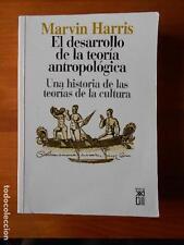 EL DESARROLLO DE LA TEORIA ANTROPOLOGICA - MARVIN HARRIS (U2)