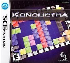KONDUCTRA - Nintendo DS - Cartridge Only, No case with artwork or manual
