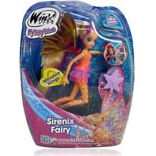 More details for winx club my fairy friend sirenix stella fairy fashion doll
