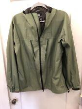 Large Men's Outdoor Research Green Jacket GORE-TEX - Waterproof/Windproof