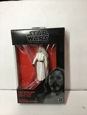 "Hasbro Star Wars Black Series LUKE SKYWALKER JEDI MASTER Exclusive 3.75"" Figure!"