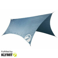 KLYMIT Traverse Shelter Camping Tarp Hammock Cover - CERTIFIED REFURBISHED