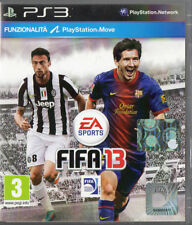 PS3 EA SPORTS: FIFA 13 GIOCABILE con PLAYSTATION MOVE (NON INCLUSO) - USATO