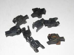 AMERICAN FLYER - POST-WAR - ASSORTED KNUCKLE COUPLERS- GOOD- W46L
