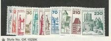 Germany - Berlin, Postage Stamp, #9N391-9N403 Mint NH, 1977-79