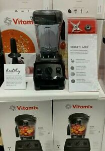 EXCLUSIVE VITAMIX E320 Explorian Blender With 7-Year Warranty, Black
