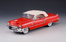 "Cadillac Series 62 Convertible ""Red"" 1956 (closed) (GLM Models 1:43 / 120402)"