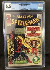 Amazing Spider-Man #15 CGC 6.5 1st Appearance Kraven the Hunter 1964