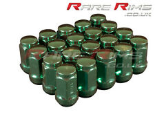 Green Hex Wheel Nuts x 20 12x1.25 Fits Nissan 200sx S12 S13 S14 S15 Sylvia