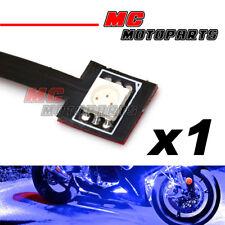 1 pc Blue Tiny Prewired SMD LED 5050 12V Light Bike Car Motorcycle