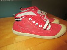 Volley Australia High Leap RED Mens Sneakers size 8